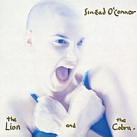 Виниловая пластинка SINEAD O'CONNOR - THE LION AND THE COBRA