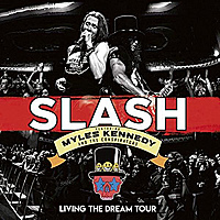 Виниловая пластинка SLASH FEATURING MYLES KENNEDY AND THE CONSPIRATORS - LIVING THE DREAM TOUR (3 LP)