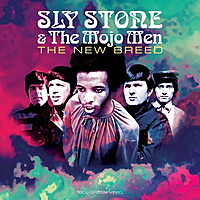 Виниловая пластинка SLY STONE & THE MOJO MEN - THE NEW BREED (180 GR, COLOUR)