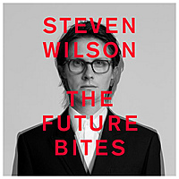 Виниловая пластинка STEVEN WILSON - THE FUTURE BITES (COLOUR RED)