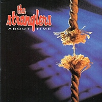 Виниловая пластинка STRANGLERS - ABOUT TIME (COLOUR)