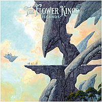 Виниловая пластинка THE FLOWER KINGS - ISLANDS (LIMITED, 180 GR, 3 LP + CD)