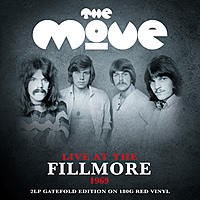 Виниловая пластинка THE MOVE - LIVE AT THE FILLMORE (2 LP)