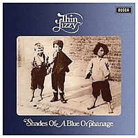 Виниловая пластинка THIN LIZZY - SHADES OF A BLUE ORPHANAGE