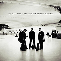 Виниловая пластинка U2 - ALL THAT YOU CAN'T LEAVE BEHIND (2 LP)
