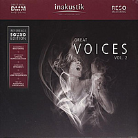 Виниловая пластинка VARIOUS ARTISTS - REFERENCE SOUND EDITION: GREAT VOICES, VOL. II (180 GR, 2 LP)