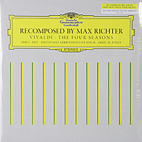 Виниловая пластинка MAX RICHTER - VIVALDI: THE FOUR SEASONS RECOMPOSED (2 LP)