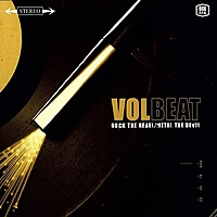Виниловая пластинка VOLBEAT - ROCK THE REBEL / METAL THE DEVIL