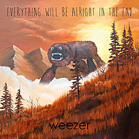 Виниловая пластинка WEEZER - EVERYTHING WILL BE ALRIGHT IN THE END