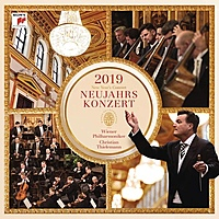 Виниловая пластинка WIENER PHILHARMONIKER - NEW YEAR\'S CONCERT 2019 (3 LP)