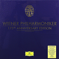 Виниловая пластинка WIENER PHILHARMONIKER - WIENER PHILHARMONIKER 175TH ANNIVERSARY EDITION (6 LP BOX)