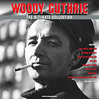 Виниловая пластинка WOODY GUTHRIE - ULTIMATE COLLECTION (2 LP, COLOUR)