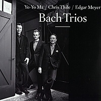 Виниловая пластинка YO-YO MA / CHRIS THILE / EDGAR MEYER - BACH TRIOS (2 LP)