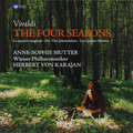 Виниловая пластинка ANNE-SOPHIE MUTTER - VIVALDI: THE FOUR SEASONS
