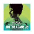 "Виниловая пластинка ARETHA FRANKLIN & ROYAL PHILHARMONIC ORCHESTRA - RESPECT / UNTIL YOU COME BACK TO ME (THAT'S WHAT I'M GONNA DO) (7"")"