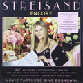 Виниловая пластинка BARBRA STREISAND - ENCORE: MOVIE PARTNERS SING BROADWAY