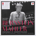 BERNSTEIN CONDUCTS MAHLER – THE VINYL EDITION (15 LP)