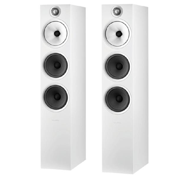 Напольная акустика B&W 603 S2 Anniversary Edition White