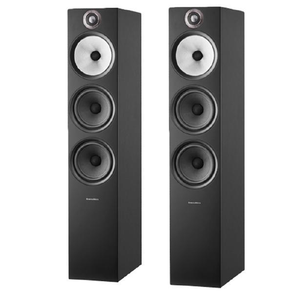 Напольная акустика B&W 603 S2 Anniversary Edition Black