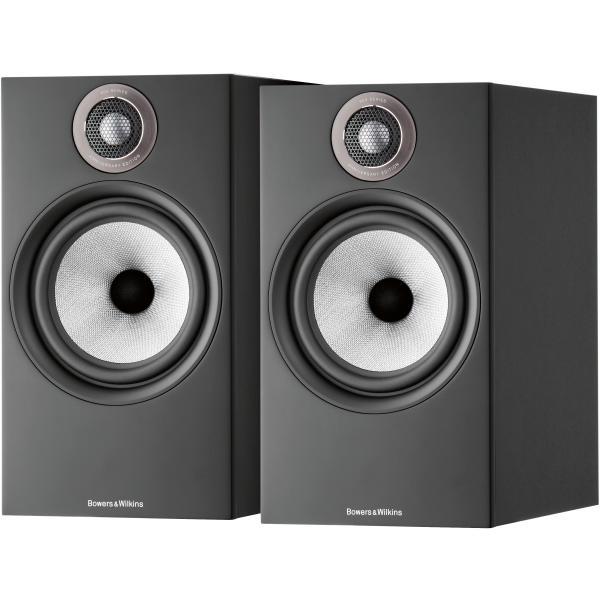 Полочная акустика B&W 606 S2 Anniversary Edition Black