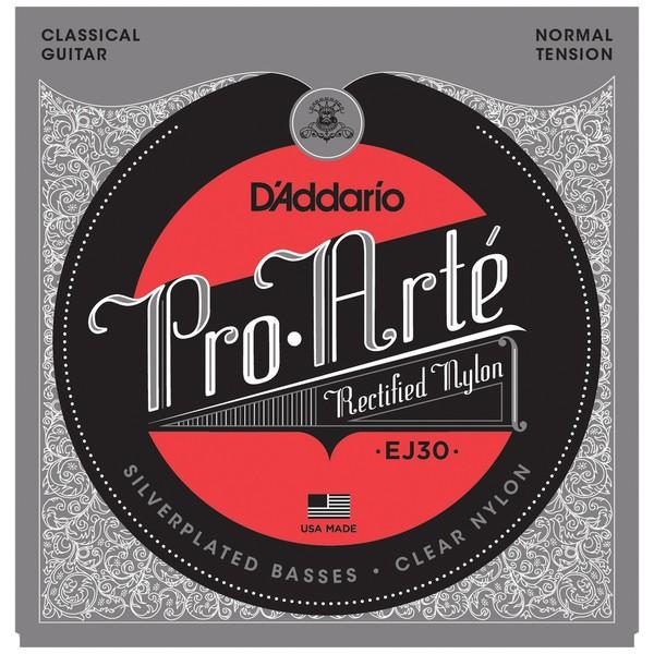 Гитарные струны DAddario EJ30 (для классической гитары)