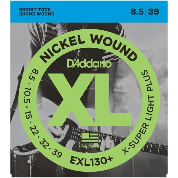Гитарные струны DAddario EXL130+ (для электрогитары)