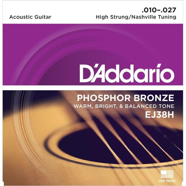 Гитарные струны DAddario EJ38H (для акустической гитары)