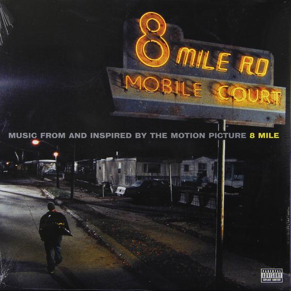 Саундтрек Саундтрек - 8 Mile (180 Gr) саундтрек саундтрек jaws 180 gr