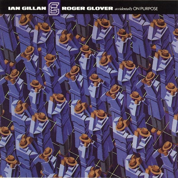 Gillan Gillan glover - Accidentally On Purpose gillan live in edinburgh 1980