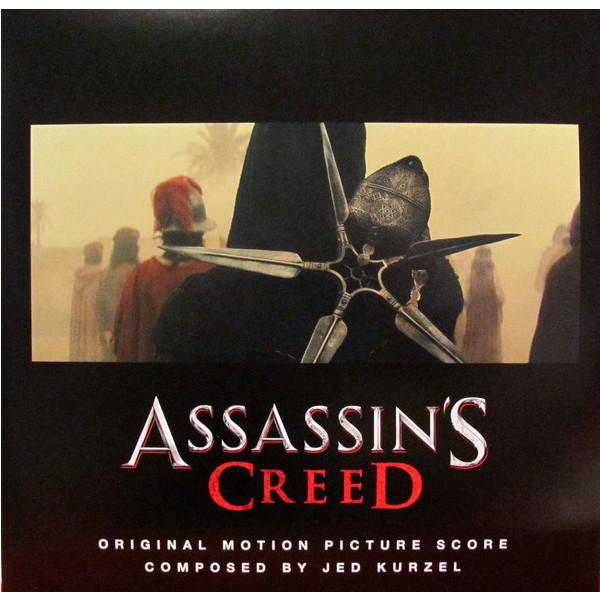Саундтрек Саундтрек - Assassin's Creed (2 LP) саундтрек саундтрек braveheart 2 lp