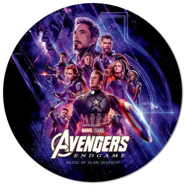Саундтрек - Avengers: Endgame (picture)