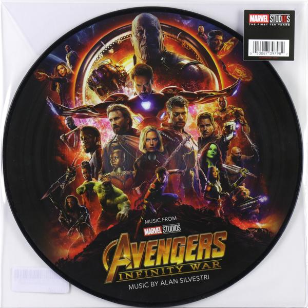 Саундтрек - Avengers: Infinity War