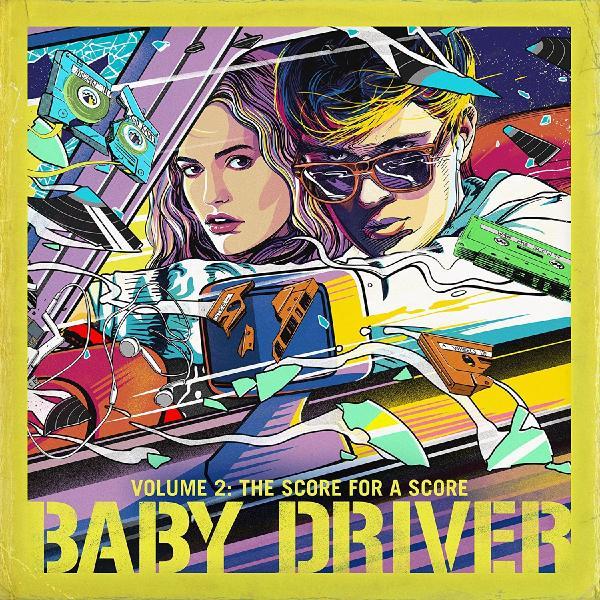 Саундтрек - Baby Driver Volume 2: The Score For A