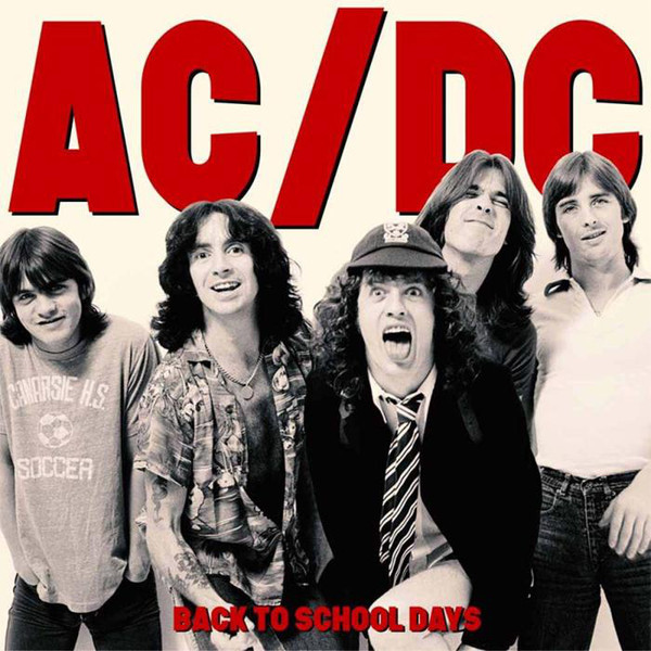 AC/DC AC/DC - Back To School Days (2 LP) dc to ac single phase solid state relay ssr 150a 3 32v dc 1200v ac