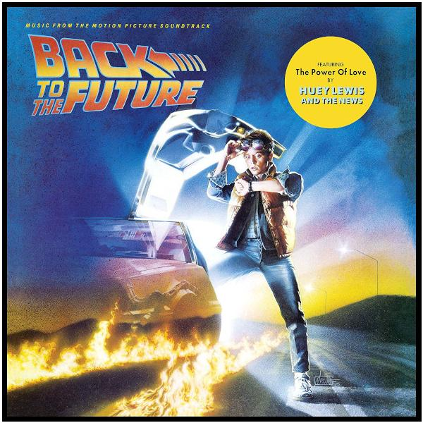 Саундтрек - Back To The Future