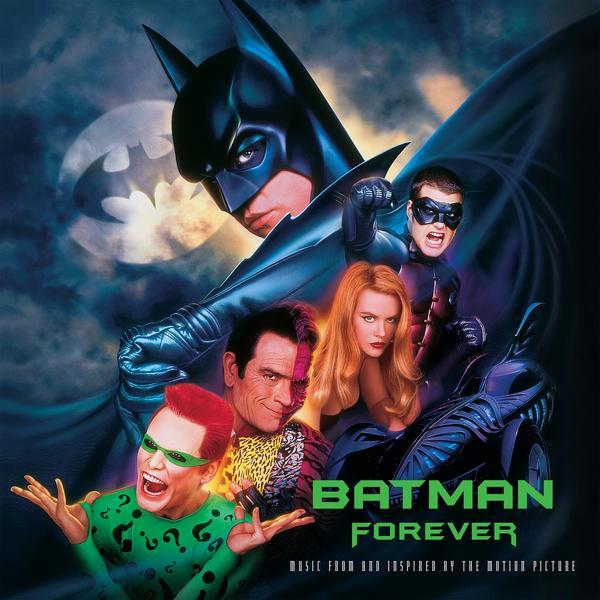Саундтрек - Batman Forever (limited, Colour, 2 LP)
