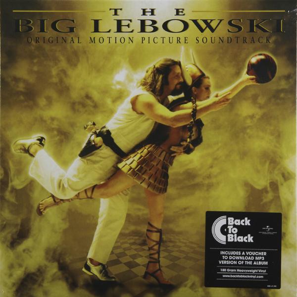 САУНДТРЕК - BIG LEBOWSKI (180 GR), купить виниловую пластинку