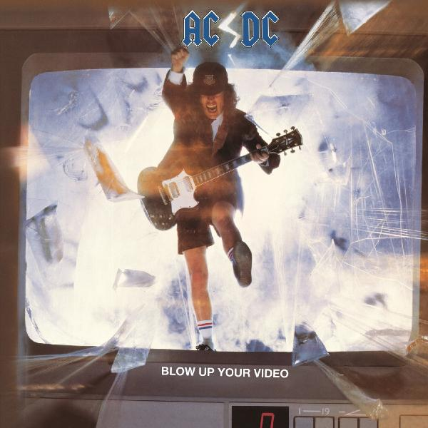 AC/DC - Blow Up Your Video (remastered, 180 Gr)