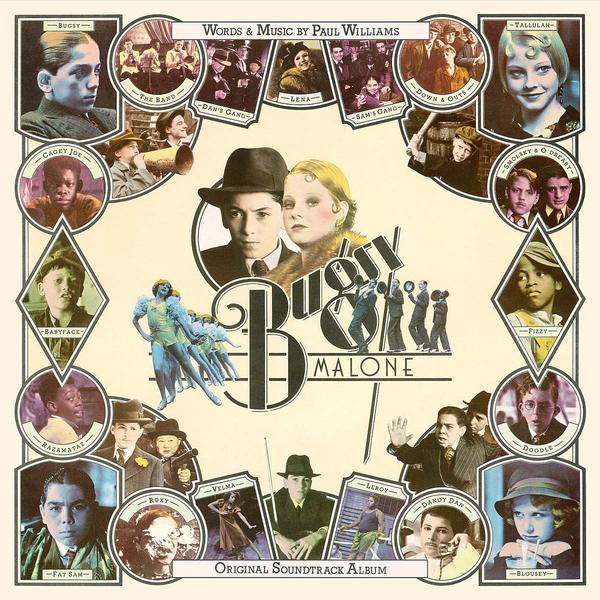 Саундтрек Саундтрек - Bugsy Malone саундтрек саундтрекennio morricone jubilee