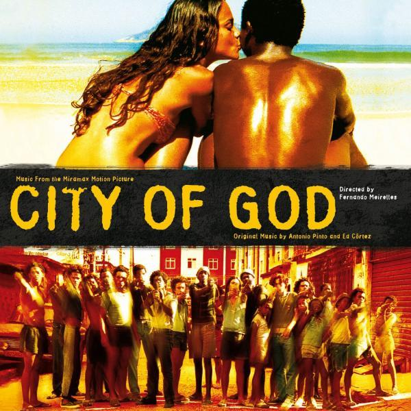 Саундтрек Саундтрек - City Of God (180 Gr) guano apes guano apes proud like a god 180 gr colour