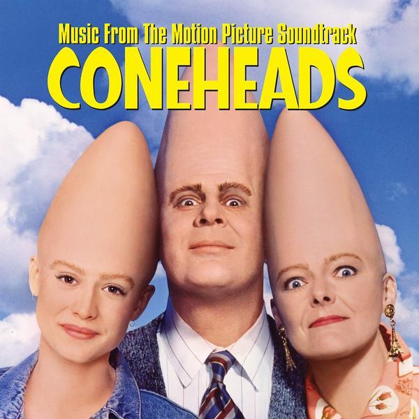 Саундтрек - Coneheads (limited, Colour)