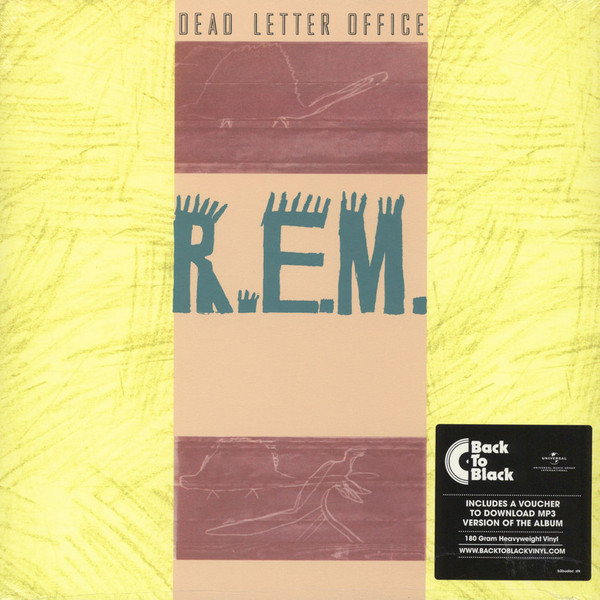 R.. - Dead Letter Office