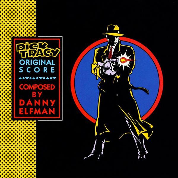 Danny Elfman Danny ElfmanСаундтрек - Dick Tracy (limited, Colour)