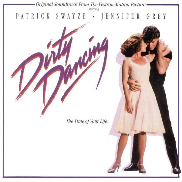 Саундтрек - Dirty Dancing