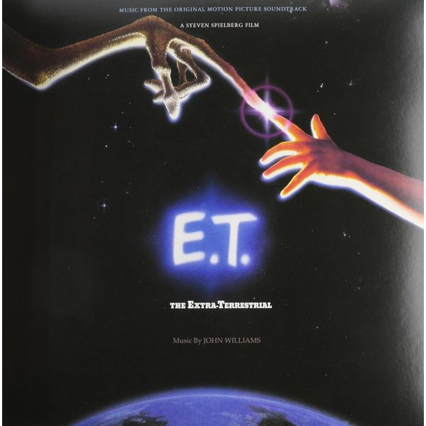 Саундтрек Саундтрек - E.t. (john Williams) саундтрек саундтрекbernstein west side story highlights
