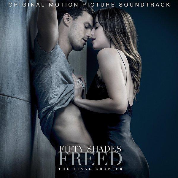 Саундтрек Саундтрек - Fifty Shades Freed (2 LP) зажимы для сосков и клитора fifty shades freed