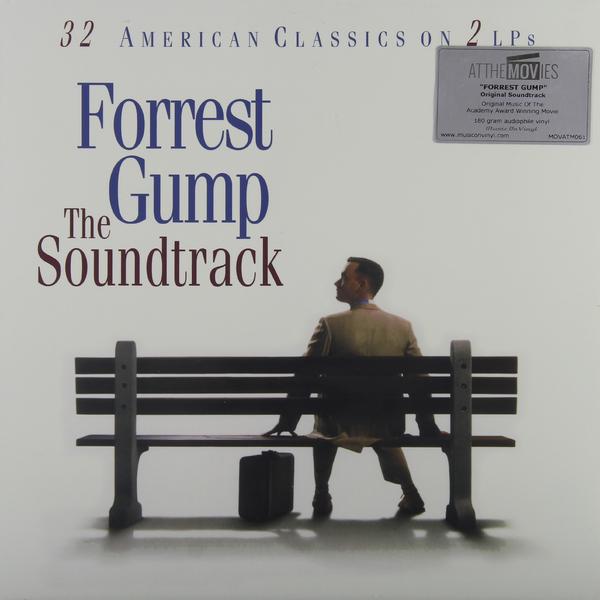 Саундтрек Саундтрек - Forrest Gump (2 Lp, 180gr) саундтрек саундтрек man who fell to earth 2 lp