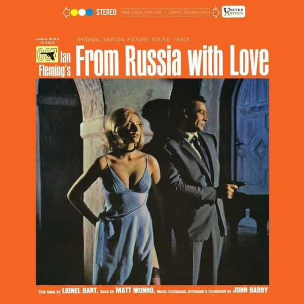 Саундтрек Саундтрек - From Russia With Love from china with love