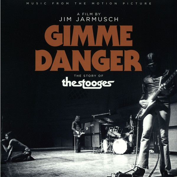 Саундтрек - Gimme Danger The Story Of Stooges (180 Gr)
