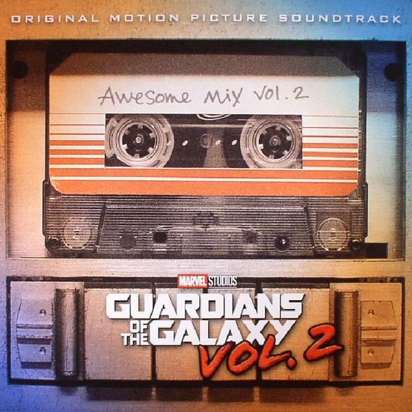 Саундтрек Саундтрек - Guardians Of The Galaxy Vol.2 guardians of the galaxy new guard vol 3 civil war ii